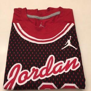 Jordan long sleeve shirt